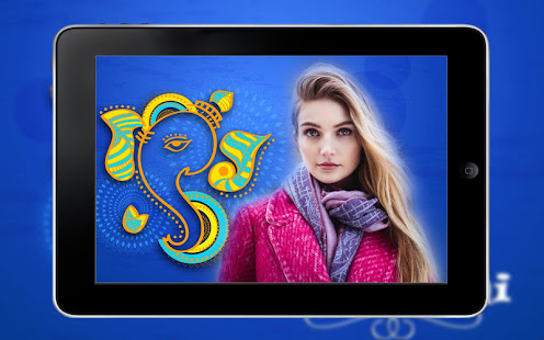 Download Ganesh Chaturthi Photo Frames - shree bal ganesh For PC Windows and Mac apk screenshot 3