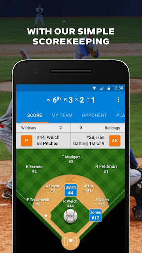Download GameChanger Baseball & Softball Scorekeeper MOD APK 1