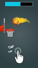 Tap Dunk Basketball screenshot thumbnail
