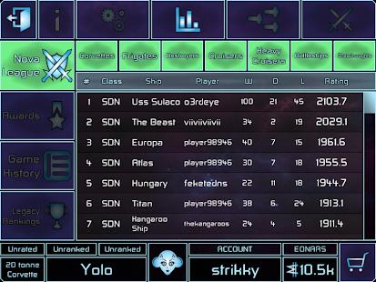 War Space: Free Strategy MMO- screenshot thumbnail