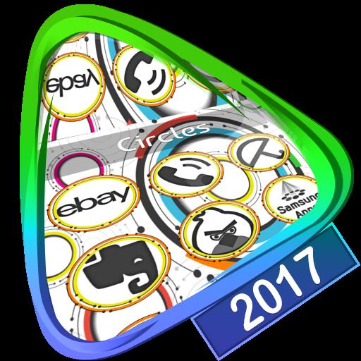 Circles Launcher 2017