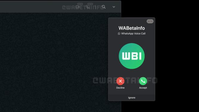 Las llamadas de voz y video llegan a WhatsApp Web 2