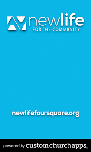 New Life Foursquare- screenshot thumbnail