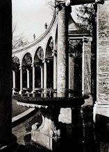 Photo: Versailles, bosquet de la Colonnade, 1904 . .- EUGÈNE ATGET