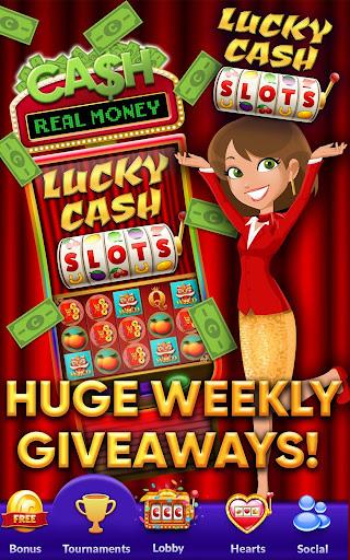 Lucky CASH Slots - Win Real Money & Prizes 46.0.0 screenshots 1