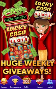 Lucky CASH Slots – Win Real Money & Prizes Apk Latest Version Download For Android 1
