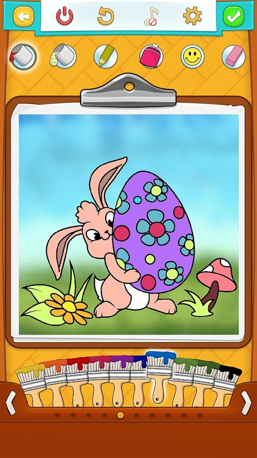 Easter Coloring Pages- screenshot