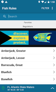 Fish rules android apps on google play for Nj saltwater fishing registry