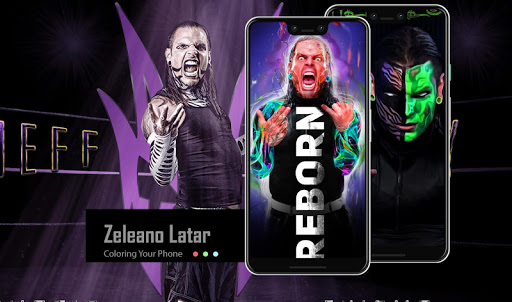 Jeff Hardy Wallpaper HD 1.0 screenshots 1