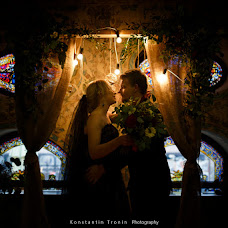 Wedding photographer Konstantin Tronin (castenoid). Photo of 09.04.2016