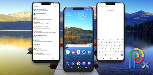 Pixel Experience Theme for LG G7 - Apps on Google Play