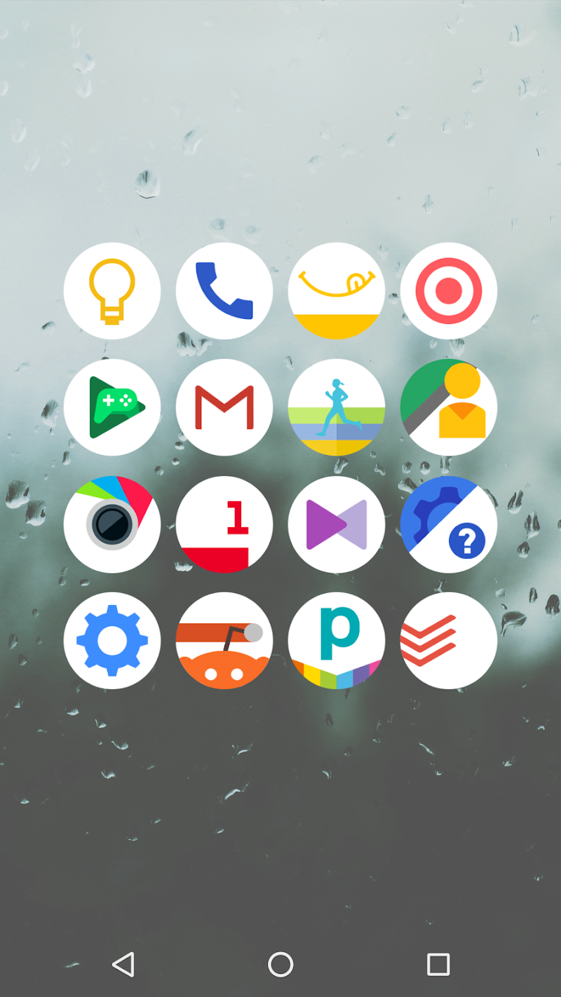 Potem - Icon Pack Screenshot 4