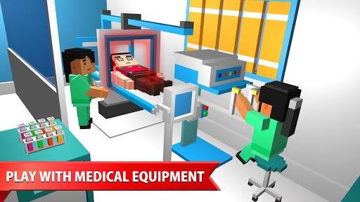 Hospital Craft: Building Doctor Simulator Games 3D 1.2 screenshots 12