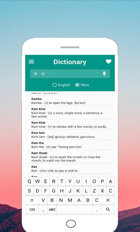 Mizo Dictionary – (Android Apps) — AppAgg