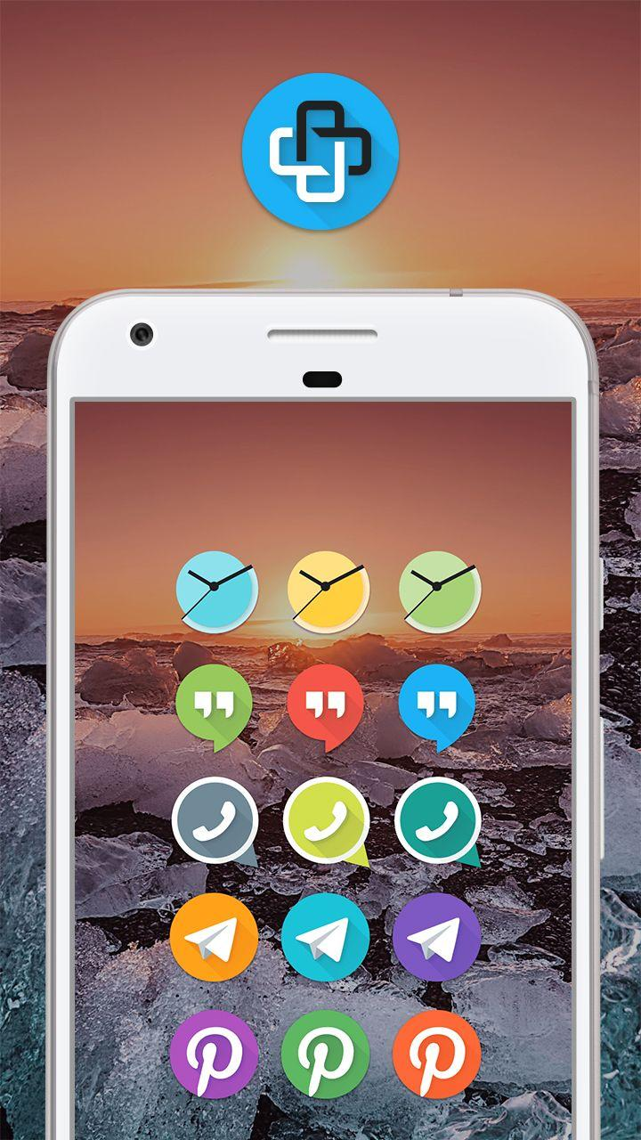 Mate UI - Material Icon Pack Screenshot 1