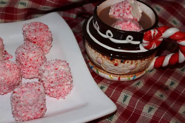 Peppermint Marshmallows Recipe