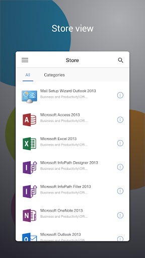 Citrix Secure Hub 19.8.0 screenshots 2