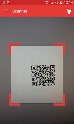 ScanDroid code scanner (PRO)- screenshot thumbnail