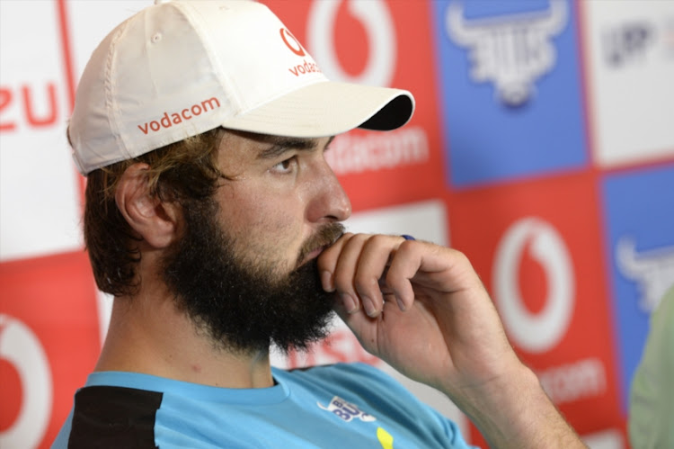 Lood de Jager of the Bulls during the Vodacom Bulls Media Opportunity at Loftus Versfeld on January 30, 2019 in Pretoria, South Africa.