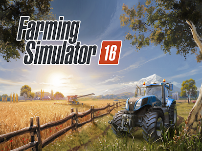 Farming Simulator 16- screenshot thumbnail