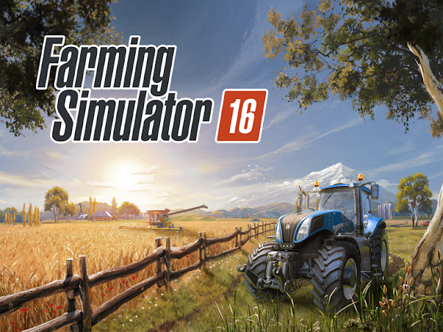 android Farming Simulator 16 Screenshot 0