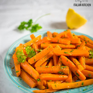 Steamed Carrots With Herbs Recipes