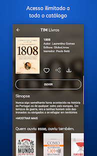 App TIM Livros APK for Windows Phone