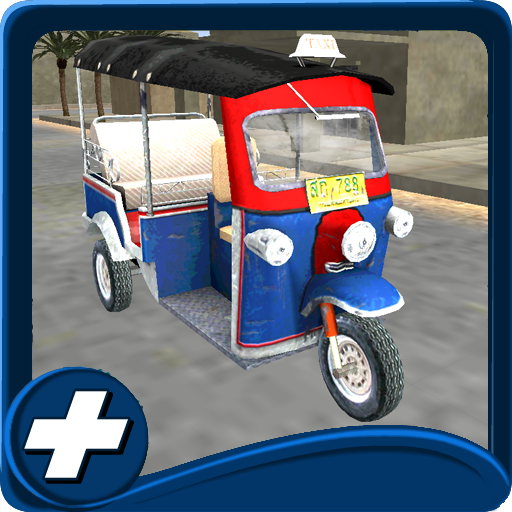 Park It Tuk Tuk Taxi Simulator
