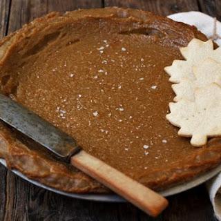 Classic Maple Syrup Pie Recipe