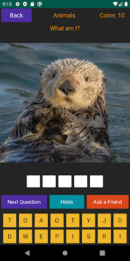 Animal Quiz - Guess from the Picture and Trivia screenshot 6