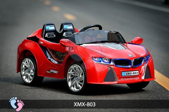Ô tô điện thể thao cho bé XMX-803 9