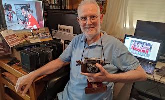 Felipe Ortiz, el fotógrafo que se adelanta a la jugada