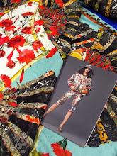 Photo: Ткань : Металласе 60% хлопок 40% полиэстр ш.140см. цена 3500руб.