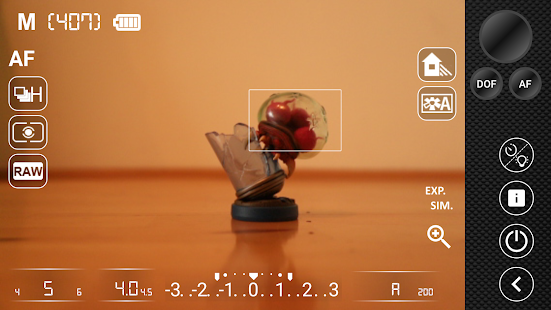 Camera Connect & Control Screenshot