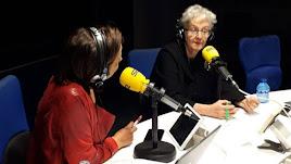 Soledad Gallego-Díaz, entrevistada por Pepa Bueno en la SER.