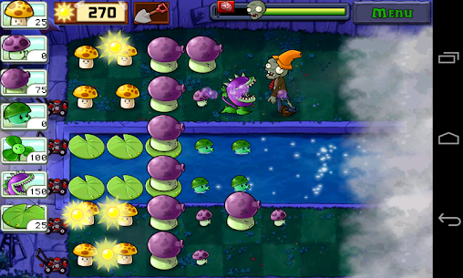 Plants vs Zombies MOD (Unlimited Coins/Sun) 10