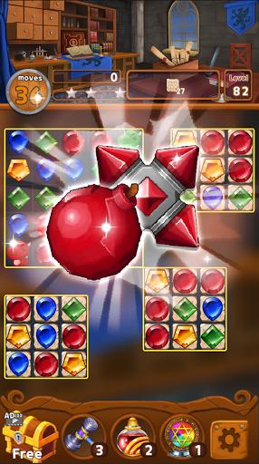 Jewels Magic Kingdom: Match-3 puzzle 1.3.12 screenshots 11