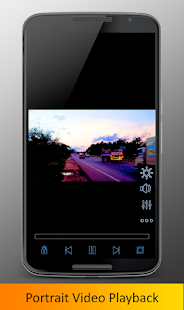 Video Player HD Pro. Screenshot
