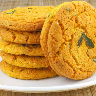 Indian Spicy Masala Cookie Recipe (Khara Biscuit).