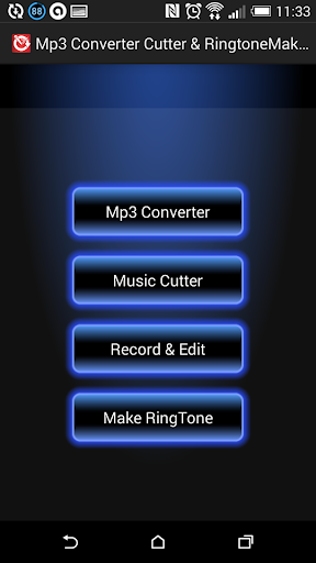 Mp3 Converter - Mp3 Cutter