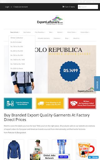ExportLeftOver UNOFFICIAL screenshot