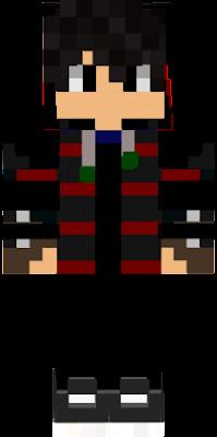 Bu skin Kadir-GamingK-tr tarafından tüm Minecraft Youtuberlarından esinlenilerek tasarlanmıştır. >:)