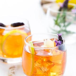 Garden Tea Cocktail