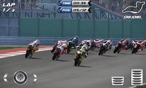 Real Motogp Racing World Racing 2018 1.05 screenshots 1