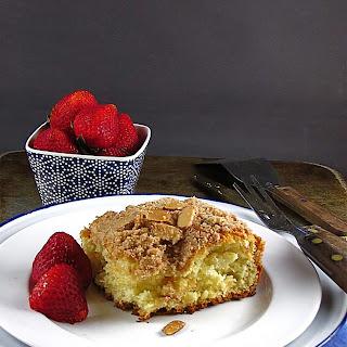 Almond Streusel Coffee Cake.