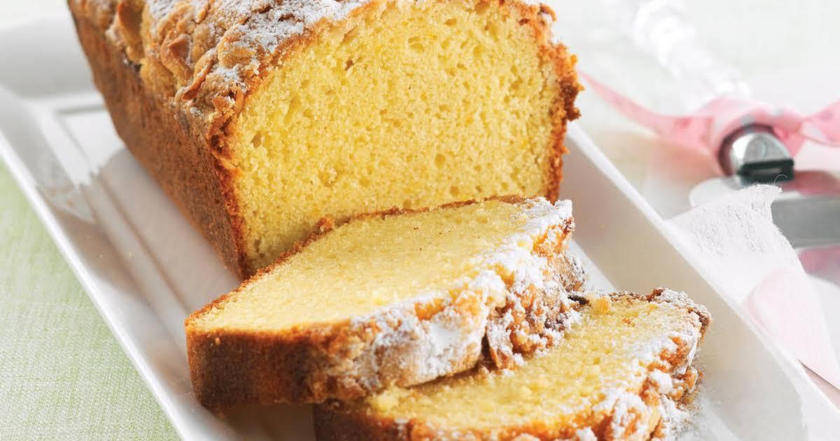 10 Best Lemon Juice Cake Recipes