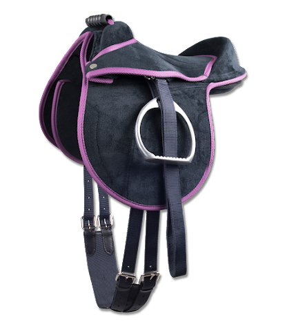 Ponnysadel Unicorn