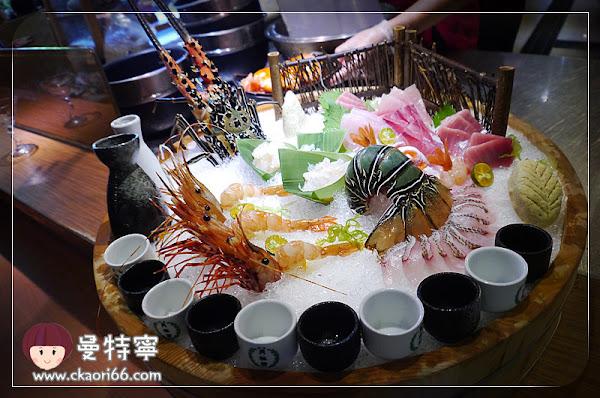 賴桑壽司屋~食材份量大且多.海產新鮮度棒