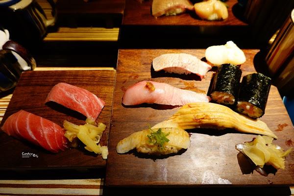 上引水產|立吞壽司套餐CP值高!龍蝦,炙燒握壽司,海膽,A5和牛通通有!