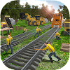Real Railway Track Construction Simulator 2017